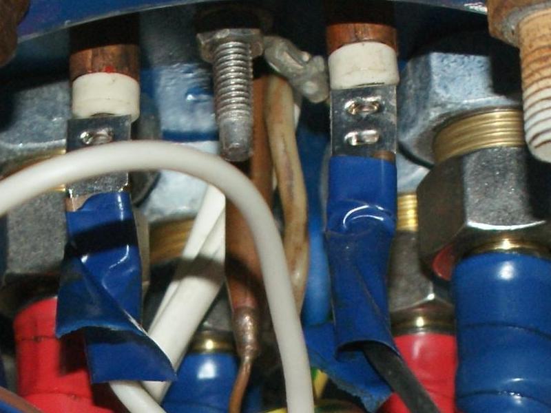 A villamos fűtés tűzősarui
